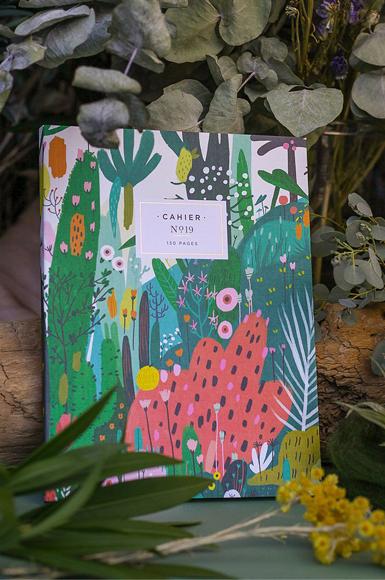 Idées de cadeaux pour Noel Carnets Maison Fondée - maison Poesia