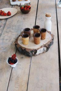 Tasses gâteaux Les Petites Françaises
